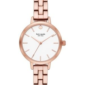 Kate Spade metro bracelet strap watch, 30mm.New!